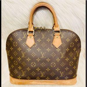 Authentic Louis Vuitton Alma PM   #6.3p BA 0955